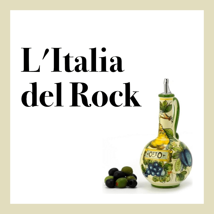 Playlist: L'Italia del Rock