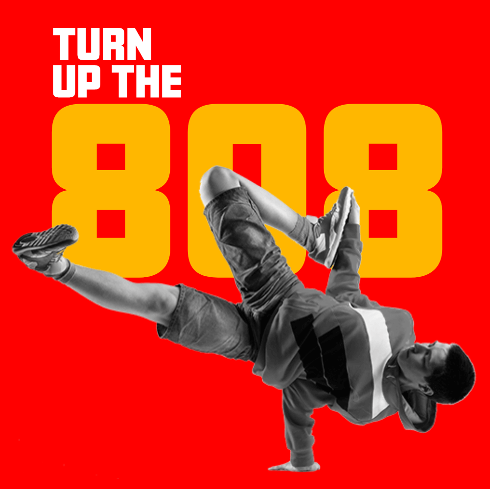 Playlist: Turn up the 808